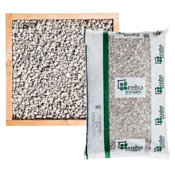 gravier concass cobo garden coeck gris 6 3 14 mm 40 kg mat riaux decomat. Black Bedroom Furniture Sets. Home Design Ideas